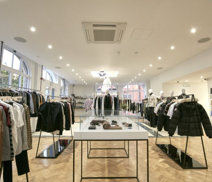 Exclusive flagship fashion store lands in Cheshire