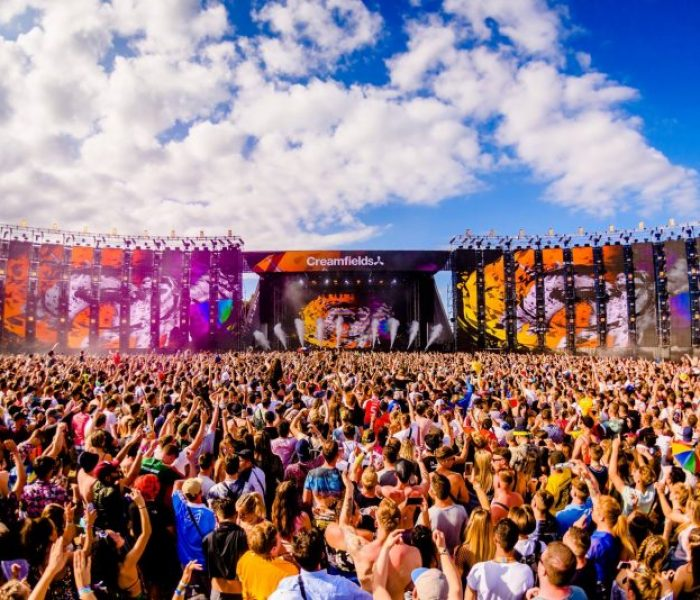 Creamfields Festival –  2018 Line Up Announced!