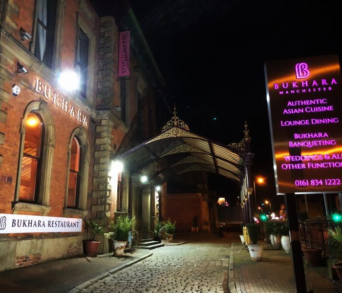 Bukhara Manchester Boasts Authentic Flavours Served Inside A Stunning Structure