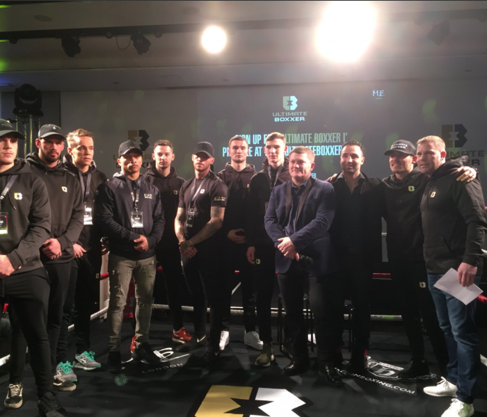 Ultimate Boxxer championship is coming to Manchester Arena in April