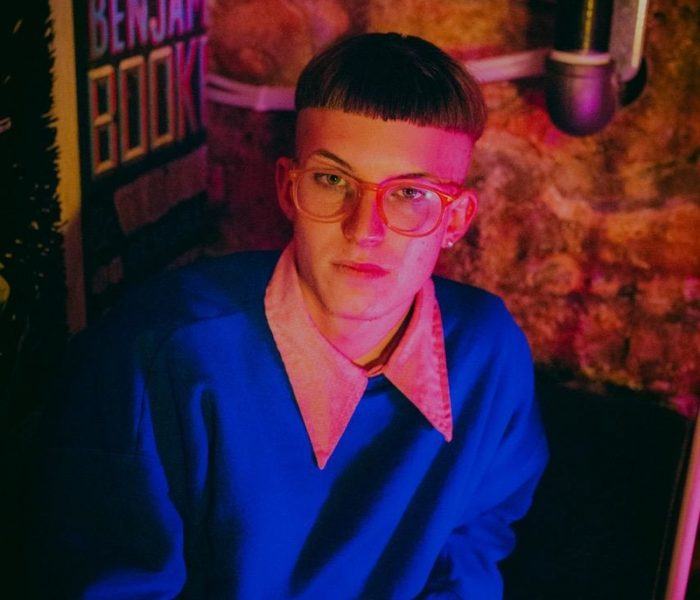 """I label it as pop music just because it's the broadest category""- Gus Dapperton"