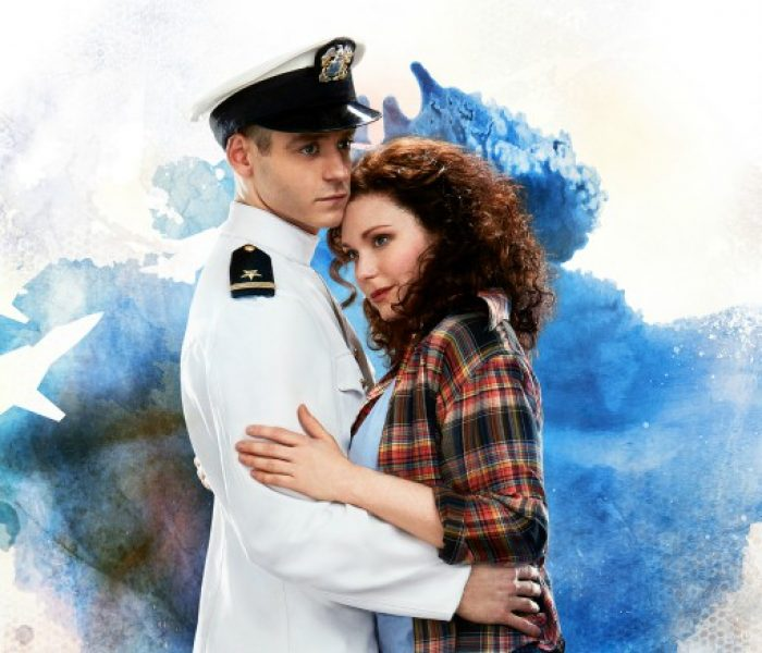 Emma Williams and Jonny Fines to Steal Hearts in 'An Officer and a Gentleman'