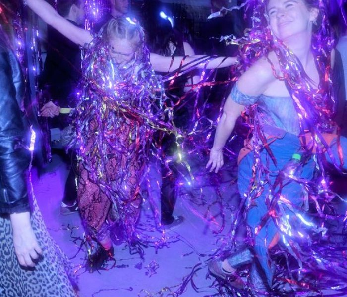 Time to get glittery and groovy for the Girl Gang Manchester Galantine's Disco