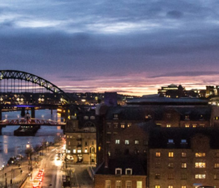 VIVA City Breaks – Newcastle The Angel City Of The North