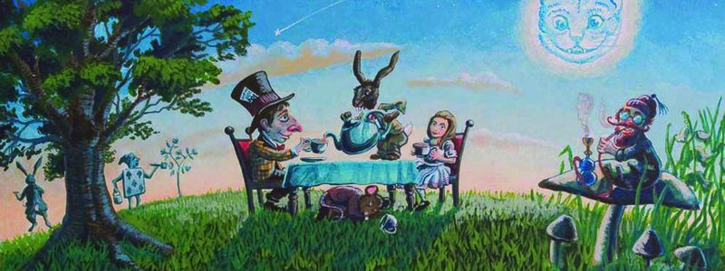 alice's adventures in wonderland adaptation by Laura Turner, chapterhouse theatre company