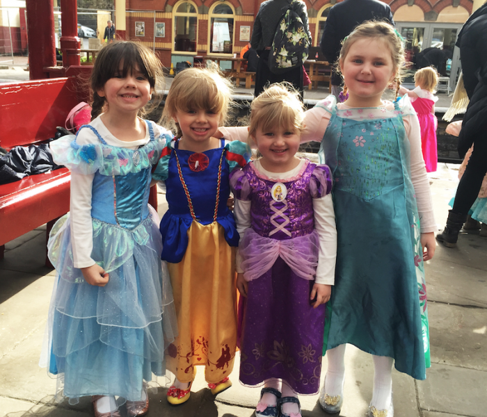 Fairytale fun this half-term with East Lancashire Railway