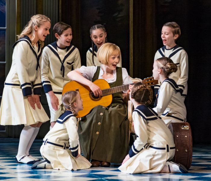 The Hills Are Alive! The Sound Of Music Hits Manchester Palace Theatre