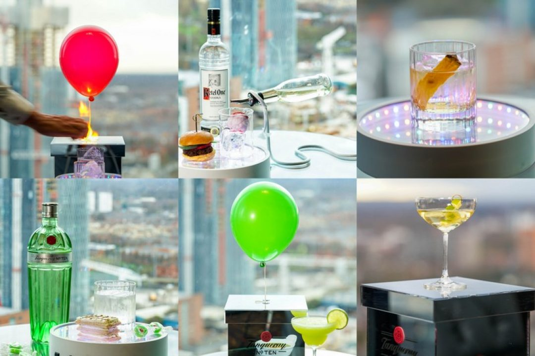 Not Everything is as it Seems up in the Clouds: Visit the Cocktail Emporium at Cloud 23