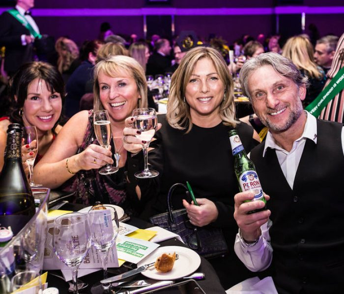 North West Childline Ball raises £194,000 – celebrating glamour of Manchester