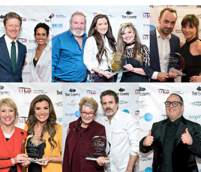 Did your favourite show win a Manchester Theatre Award? Full results revealed…