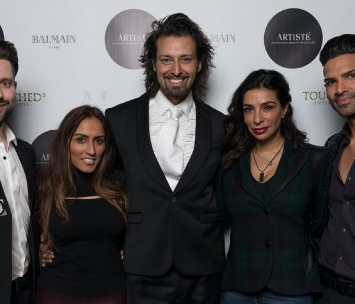"""""""It's all about the confidence"""" – Shobna Gulati at launch of new beauty app Artisté"""