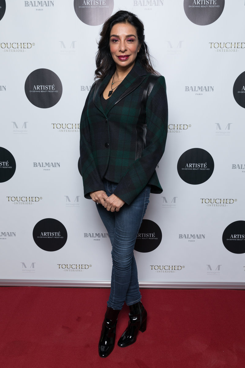Actress Shobna Gulati