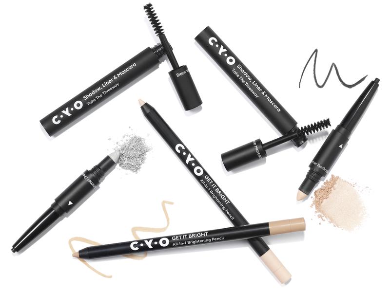 Brightening Pencil - Shadow - Liner - Mascara | CYO PR