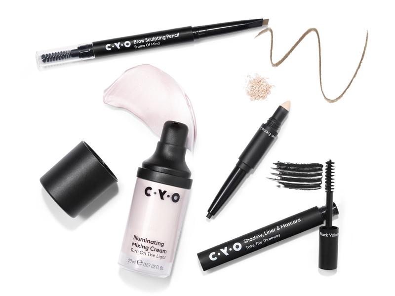 Shadow - Liner - Mascara - Brow Pencil | CYO PR