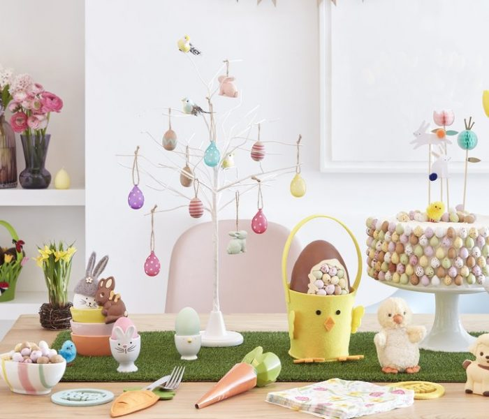 John Lewis offers Easter bunny hunts for the kids and boozy eggs for parents