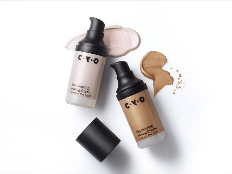 Illuminating Mixing Cream | CYO PR