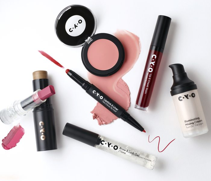 CYO have launched their brand new, super affordable, makeup range!