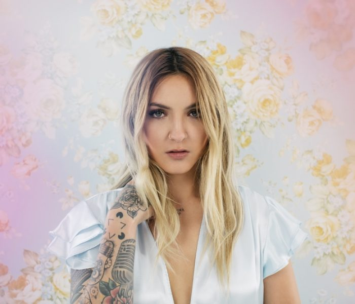 Julia Michaels talks song writing for the stars and supporting Niall Horan on tour