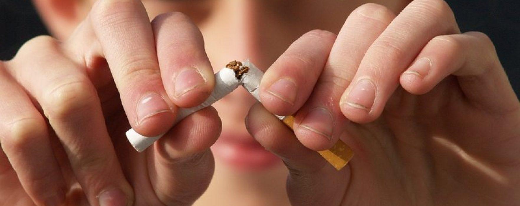 Say NO to smoking today