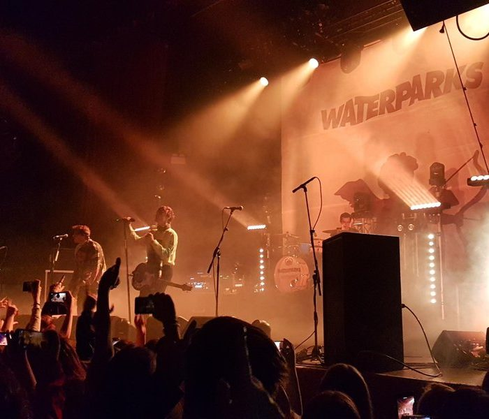 Review: Waterparks Leaves Manchester Thirsty for More