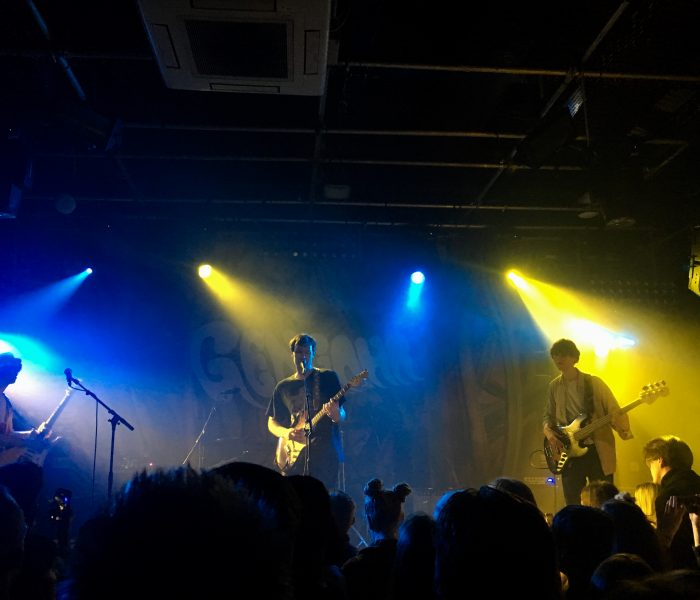 REVIEW: Gengahr at Gorilla