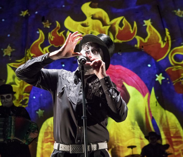Tiger Lillies musical of myth and magic creates hypnotic day of the dead