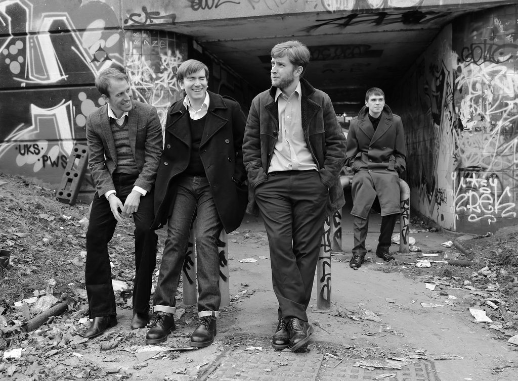 New Dawn Fades, the story of Joy Division, at the Dancehouse in Manchester