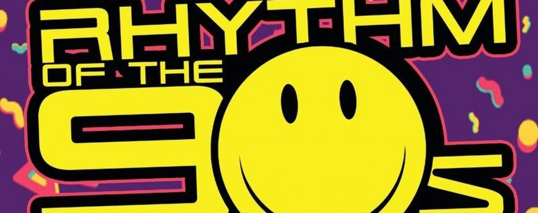 This is the Rhythm of the 90s… and it's coming to Manchester this May