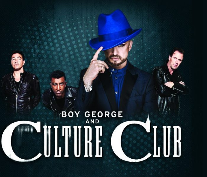 BOY GEORGE & CULTURE CLUB Life Tour set to storm Manchester in November 2018