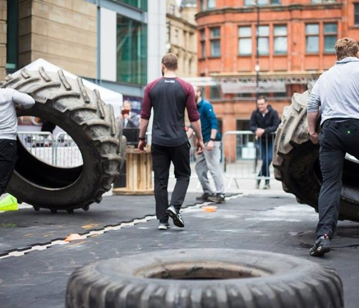 TEST YOUR STEEL returns to the Great Northern THIS WEEKEND