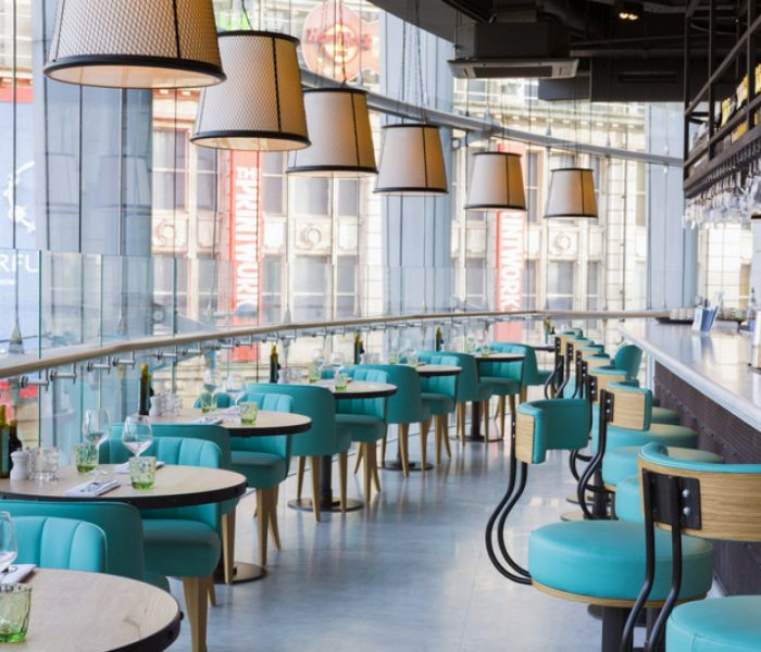 Swap Manchester for Sunny Italy at New Gino D'Acampo My Pizza & Prosecco Bar