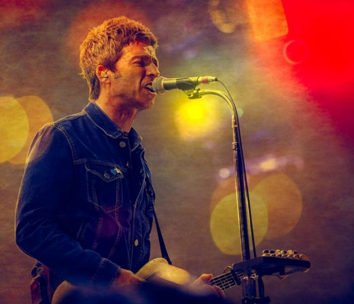 Noel Gallagher flies high at the Manchester Arena 4th May