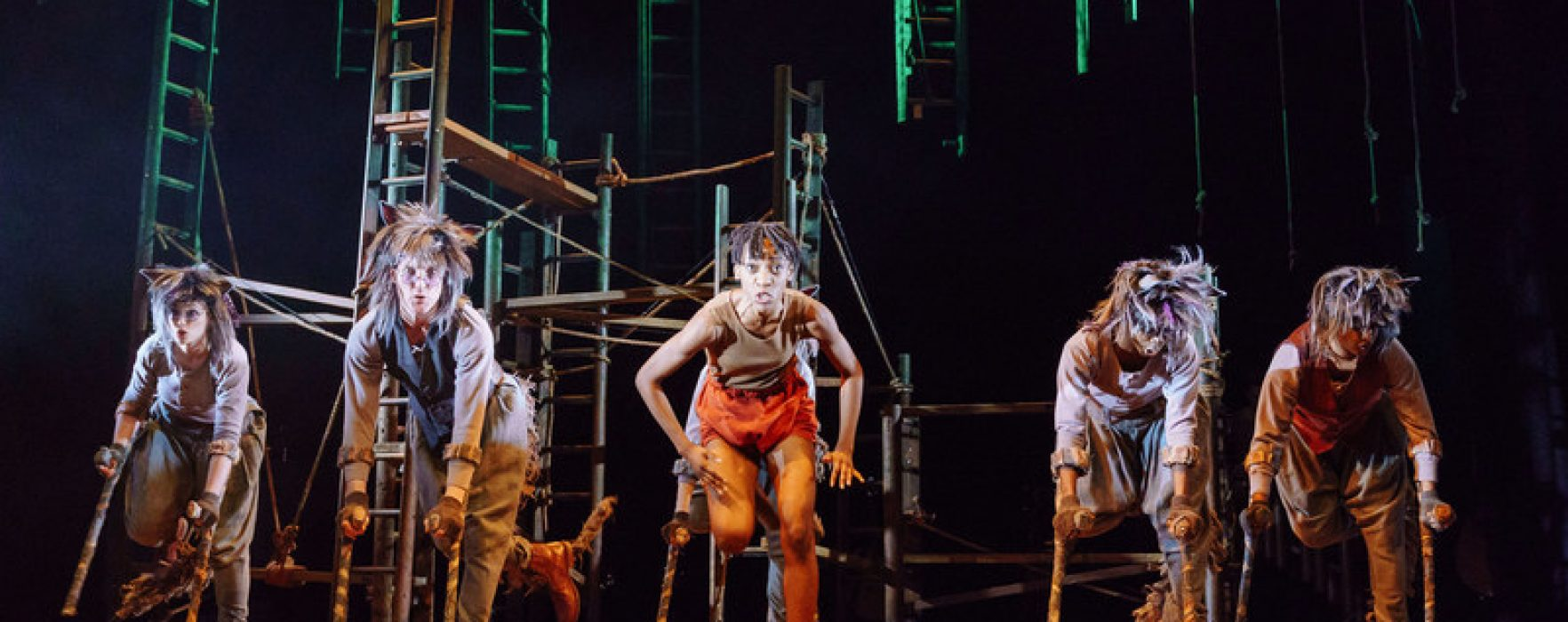 The Jungle Book at The Lowry: A Playful Take on Kipling's Classic