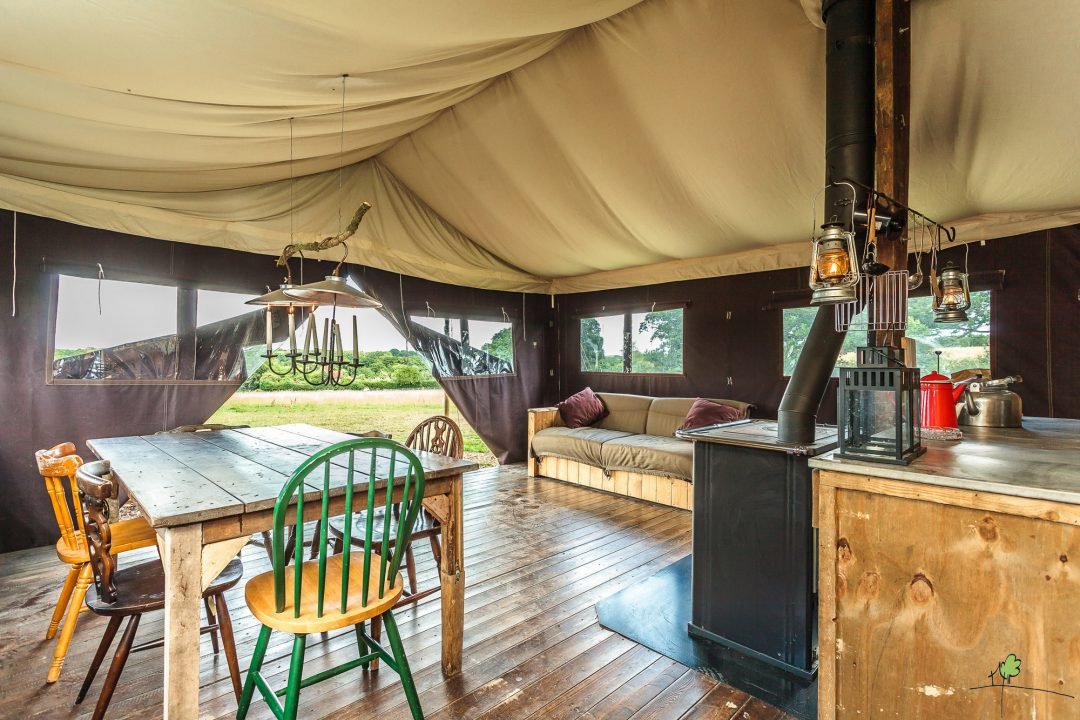 Holiday Review: Summer Glamping on a Countryside Farm