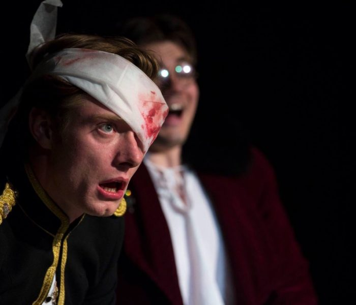 Fast-paced JB Shorts sells out 53two – grab tickets now for Saturday matinee