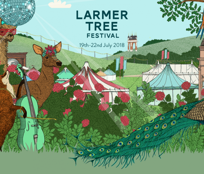 LARMER TREE FESTIVAL IS BACK FOR 2018
