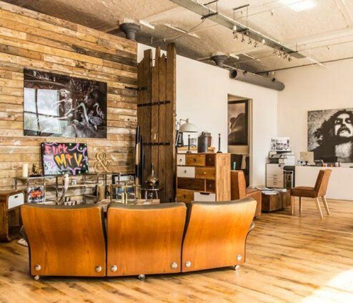 Den Design Hub: Opening the door to a new way of working in interior design