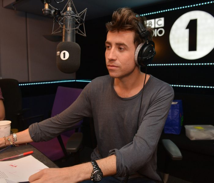 Nick Grimshaw speaks of his journey to becoming one of the biggest names in radio