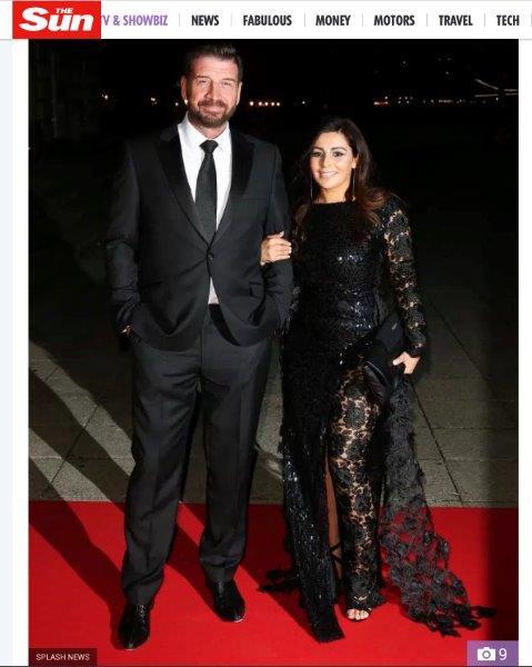 Nick Knowles and Julia Suzuki Tabloid Speculation