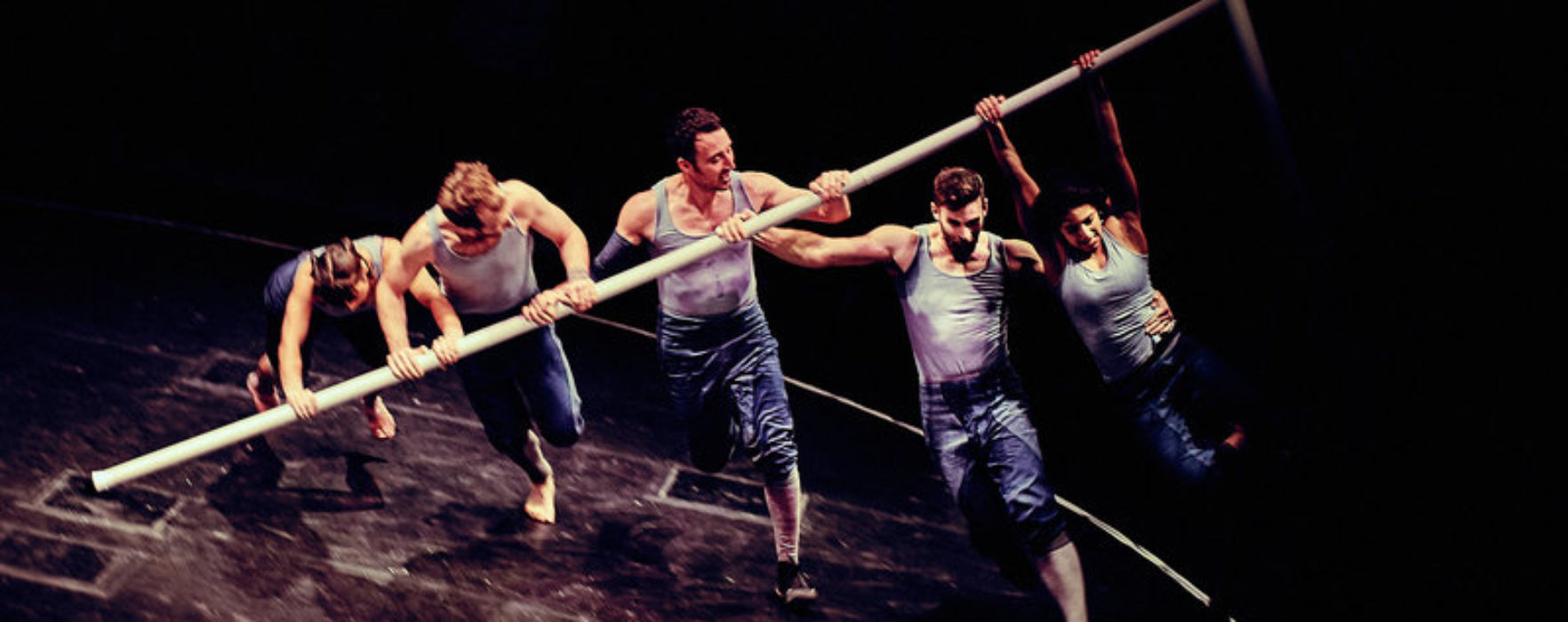 Daring Aerial Double Bill- Summer Only!