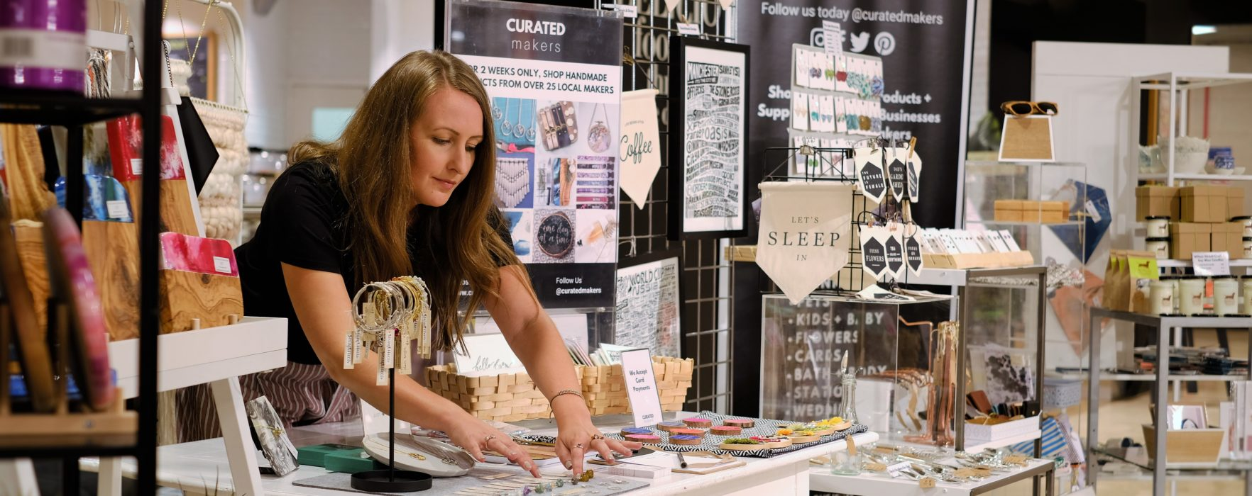 Curated Makers champion local indies with a prime pop-up at Debenhams