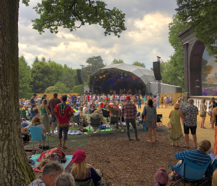 Larmer Tree Festival 2018 … Blossoming again