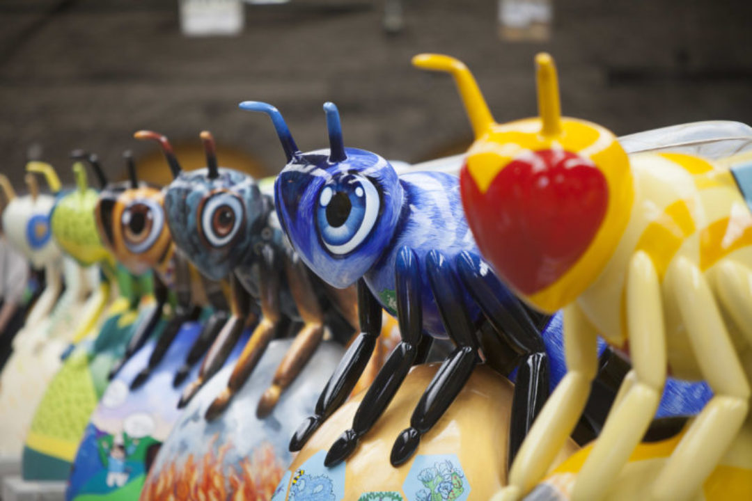 Bee in the City Manchester: These amazing designs are un-bee-lievable…