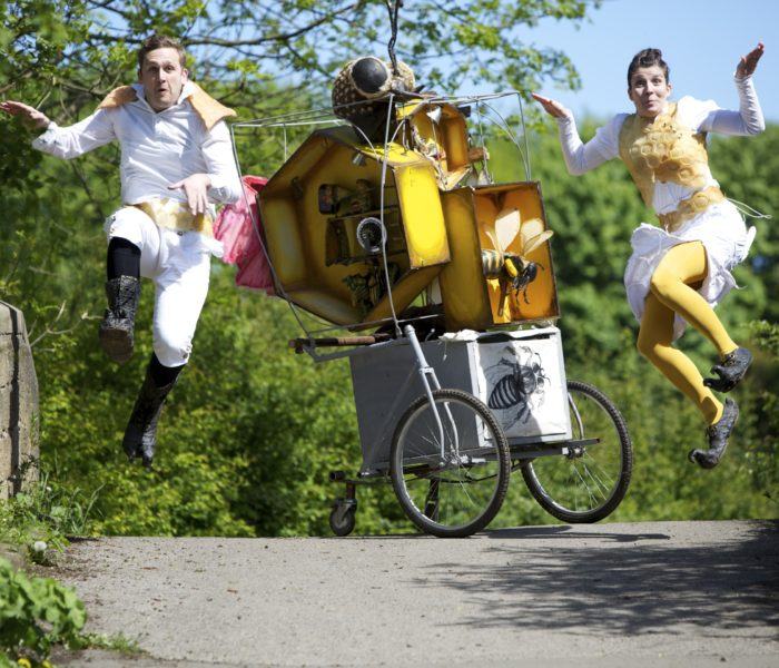 Bee in the city weekender: A hive of activity planned to celebrate the new public art trail