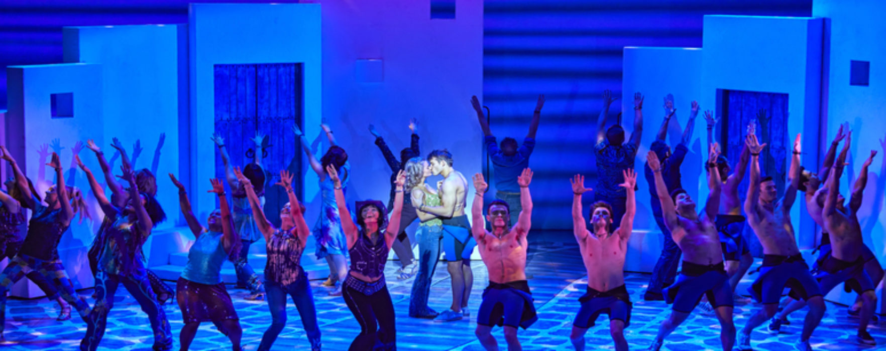 REVIEWED: Mamma Mia! Live at the Palace Theatre