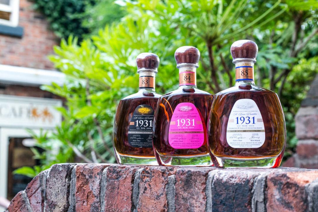 Marigot Bay Bar & Café launch rum inventory on National Rum Day
