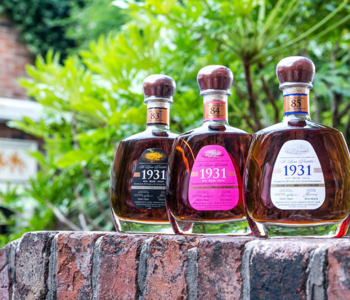 Marigot Bay Bar & Café launch rum inventory on National Rum Day