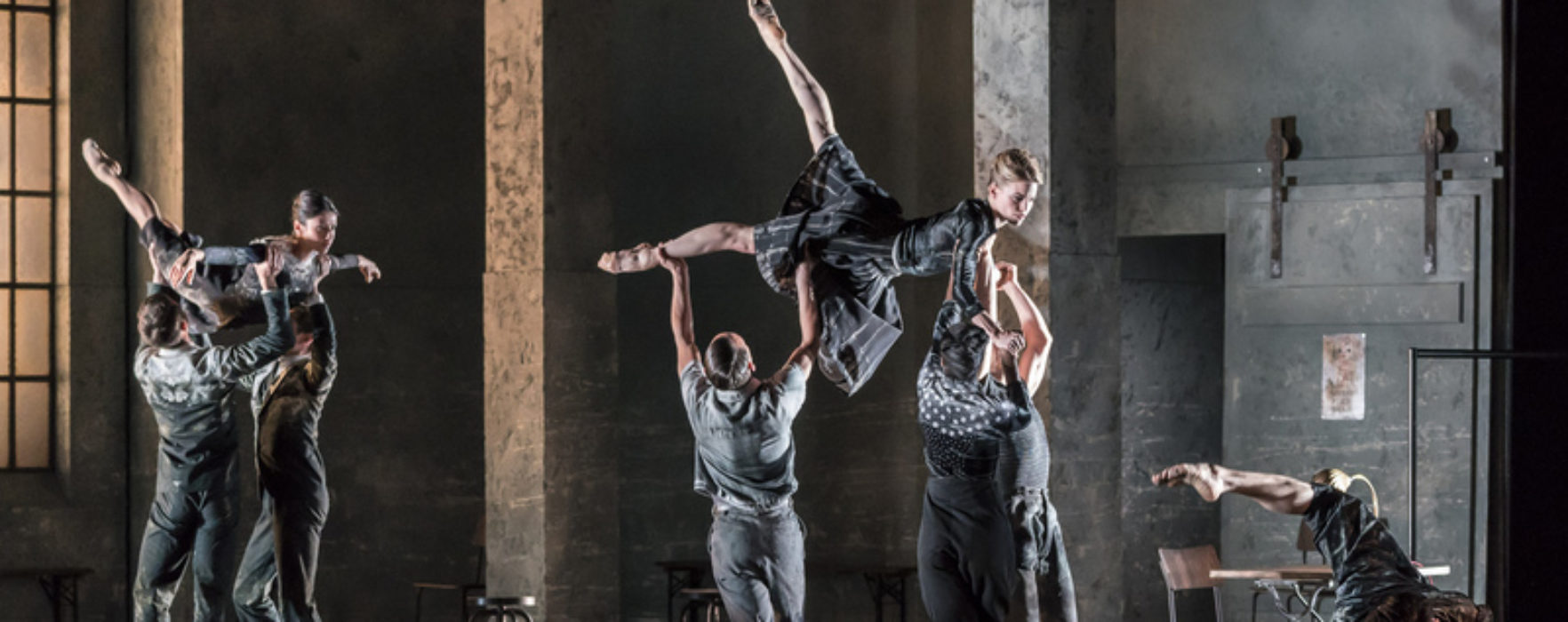 REVIEWED: Rambert – Life is a Dream