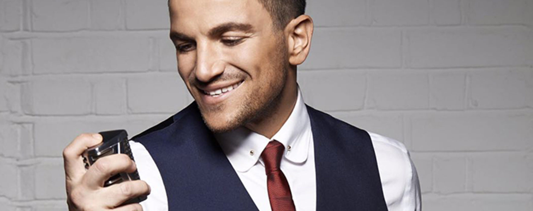 Peter Andre celebrates 25 years in music with new tour
