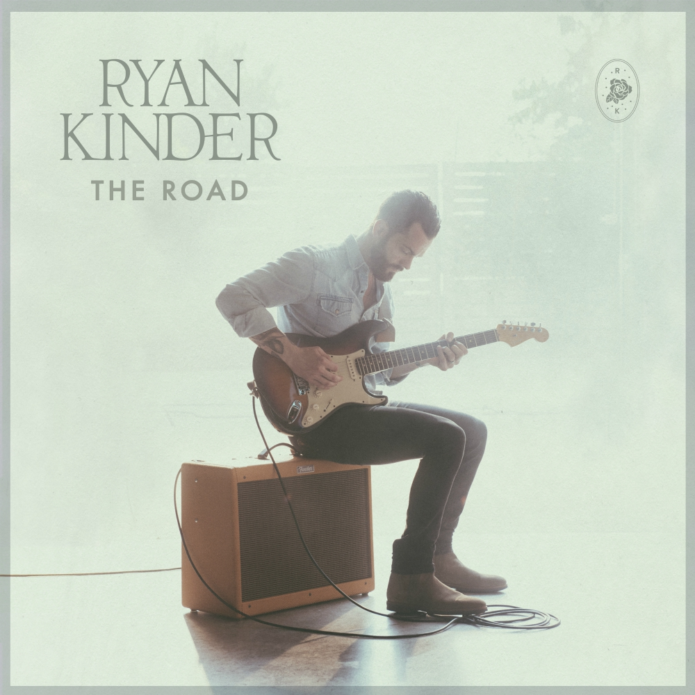 Ryan Kinder performs at Manchester Academy 2018 on UK Tour supporting Drake White